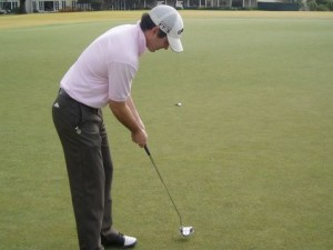 A simpler way to putt
