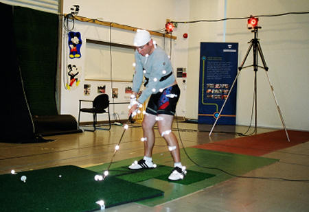 Golf Science Testing