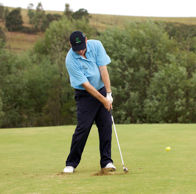 A better and simpler golf swing is possible